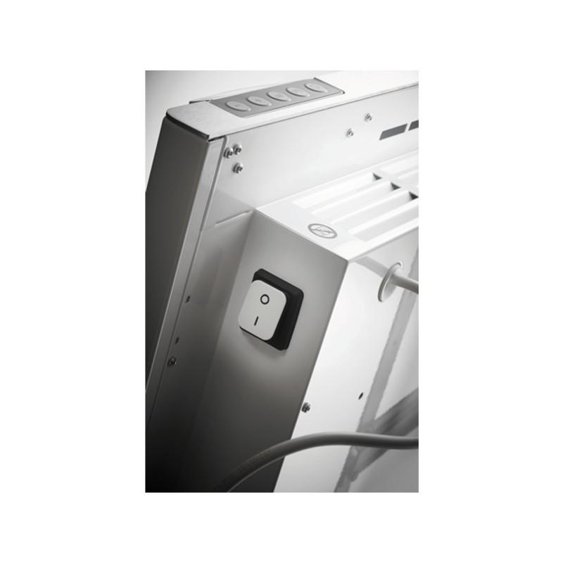 Convettore elettrico digitale da parete 67 5 x 50 4 x 12 cm 750 w klima 750 radialight - Termosifone elettrico da parete ...