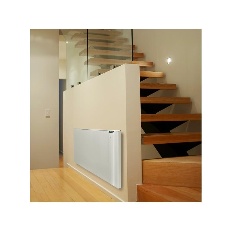 Convettore elettrico digitale da parete 67 5 x 50 4 x 12 cm 750 w klima 750 radialight - Termoconvettore elettrico da parete ...