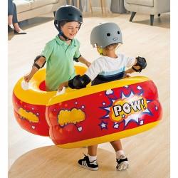 "Gioco scontro gonfiabile per bambini ""Ka-pow bumpers"" - INTEX 44601"