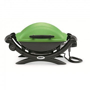 BBQ WEBER Q1400 ELECTRIC GRILL