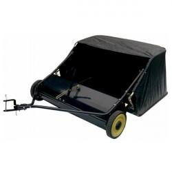 Spazzatrice Carrello raccoglitore per trattorino AMA portata 420 lt - 73141