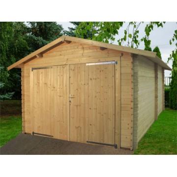 "Garage da giardino in Legno 318x558x260 h ""GARAGE ECO"" - GARTEN PRO 59429840"