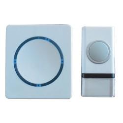 ALLARME con Sensore di Movimento, Telecomando e sirena integrata - BRAVO - 92902952