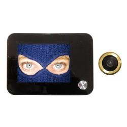 Spioncino Digitale con Monitor LCD SOTTOCCHIO - BRAVO - 92902901