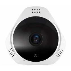 Telecamera Panoramica da interno WiFi Network Camera MAJOR 360 - BRAVO - 92902922