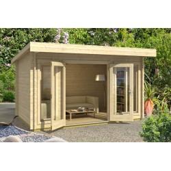 """Casetta da giardino in Legno 430x320x234 h """"DORSET"""" - GARTEN PRO 348902"""