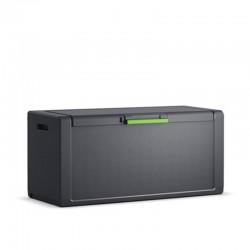 Cassone multiuso impermeabile in plastica 118X49X55 cm - Moby Chest Grigio Grafite - KIS 9763100 0708