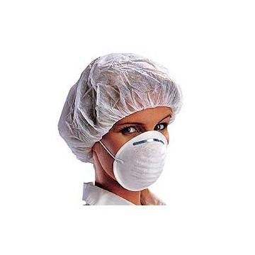 Mascherina Antipolvere Igenica Bianca Monouso Confezione 50 pz. - DELTA PLUS MASQU