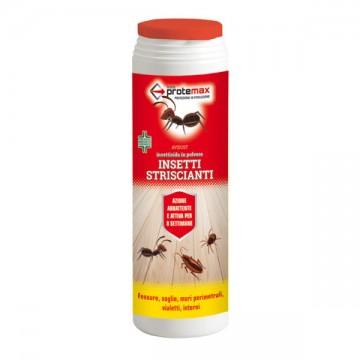 Insetticida in polvere 500 ml per insetti striscianti - Protemax
