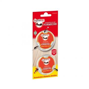 Insetticida gel anti formiche in contenitori plastica contro formiche - Protemax - PROTE310