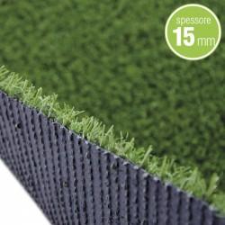 Prato artificiale Wembley - Spessore 15 mm - Verdelook - Dimensioni 2 x 15 m - cod. 800/18