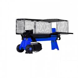 Spaccalegna Verticale AMA Yeti Motore Elettrico 3000 W Monofase Potenza di Spinta 9 Tonnellate