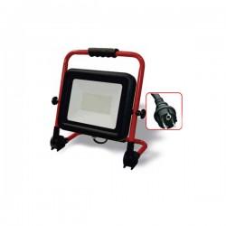 Proiettore faro LED pieghevole - ELETTROAPP. FRIGGERI SRL - FR-PL100WSH