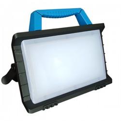 Faretto LED professionale, portatile, da cantiere, 45 W, 3800 lumen - BOT LIGHTING S.R.L. - WORK45