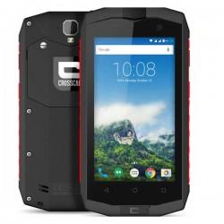 Smartphone Dual SIM, con sistema operativo Android, schermo 4'' - impermeabile e resistente agli urti - CROSSCALL Odyssey-S1