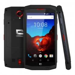 Smartphone Pack PRO Trekker X3, con sistema operativo Android, schermo 5'' - impermeabile e resistente agli urti - CROSSCALL