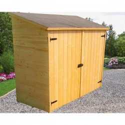 """Casetta da giardino in Legno 240x160x210 h """"Eden 2416"""" - FORESTA ED 2416.01"""