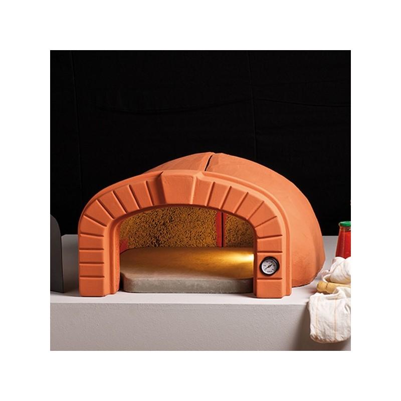 Forno a legna refrattario prezzo terminali antivento per stufe a pellet - Forni per pizza a legna per casa ...