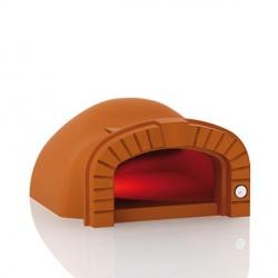 """Forno a legna """"PUNTO 60"""" in refrattario Con Cornice - ALFA REFRATTARI - 12 pizze in 15 minuti - ALFA PIZZA"""