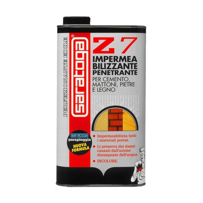 Penetrante per Materiali Edili Porosi SARATOGA Z7 Conf. 1 litro