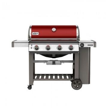 Barbecue a Gas Genesis II E-410 GBS Rosso - 62030129