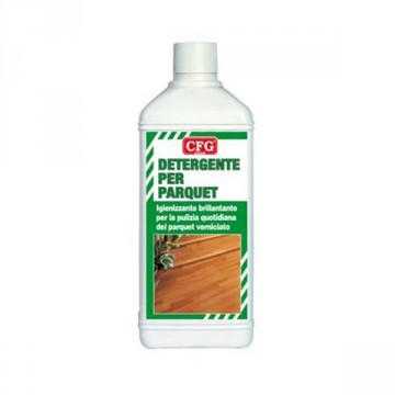 Detergente per la Pulizia Quotidiana del Parquet CFG - G11701 - Flacone 1 litro