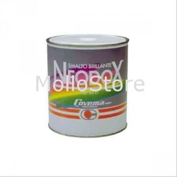 Smalto Acrilico Neodox COVEMA 0,375 Litri - BIANCANEVE