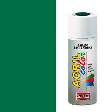 Smalto Acrilico Spray 400 ml AREXONS - VERDE MENTA - RAL 6029 - 2944-3944