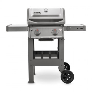 Barbecue a Gas in acciaio inox WEBER SPIRIT II S-210 GBS SILVER - 44010129