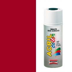 Smalto Acrilico Spray 400 ml AREXONS - ROSSO SEGNALE - RAL 3001 - 2936