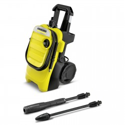 Idropulitrice New K4 Compact 420 l/h 130bar - KARCHER - 16375000