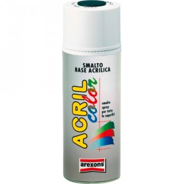 Smalto Acrilico Spray 400 ml AREXONS - BIANCO OPACO - 2960