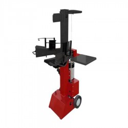 Spaccalegna Verticale KALAOS WSPE 3500-8V - Motore Elettrico da 2500 W - Potenza Spinta 8 T - 028600