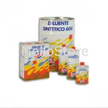 Diluente per Vernici Sintetiche - 606 FIDEA - 1 Litro