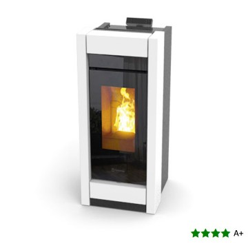 Stufa Pellet ESSENZA METALCOLOR 13.2 KW - PAIR11 - THERMOROSSI - Disponibile in 6 COLORI