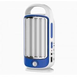 Lanterna LED ANDROMEDA 4 ricaricabile 930 LMN e funzione di emergenza - CFG - EL044