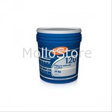 Pittura Naturale a Calce a Lunga Stagionatura Bianco - COVEMA Pittura Naturale a Calce 120 - Conf. 20 kg