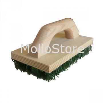 Tampone GAMMA TAMP16 10x20 cm in PVC Impugnatura in legno