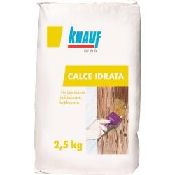 Calce idrata, confezione da 2,5 kg - KNAUF 62010
