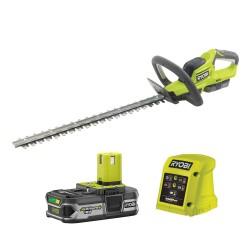 Tagliasiepi RHT184520 Ryobi 18V - con 1 batteria 2,0 Ah - Lama 45cm - 5133003655