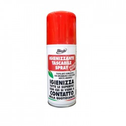 IGIENIZZANTE TASCABILE 100 ML SPRAY
