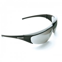 Occhiale da lavoro MILLENNIA Nero - Lente Argento - HONEYWELL - 1000004