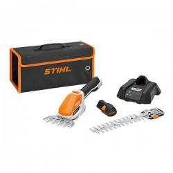 Rifinitore STIHL HSA 26 con Batteria AS2 e Caricatore ALL1- STIHL - HA030113506