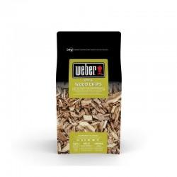 Miscela di Chips di Legna per Affumicatura aroma Mela - WEBER - 17621