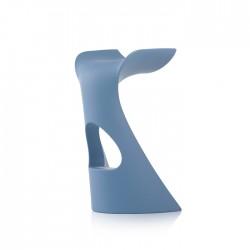 Sgabello KONCORD 43x40x76h cm Blu - SLIDE