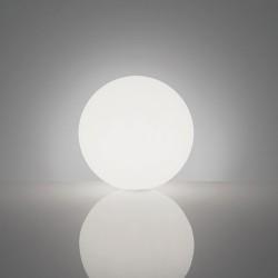 Lampada da Terra a Led GLOBO 40 Bianca 40cm - SLIDE