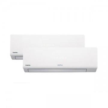 Climatizzatore Fisso Dual DSM-9KIDT(W) - 9000+9000 BTU - DAITSU - 3NDA5165