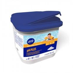 Incrementatore di pH Granulare 5kg per Piscine - GRE 76001