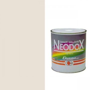 Smalto Acrilico Neodox COVEMA 0,375 Litri - PLATINO