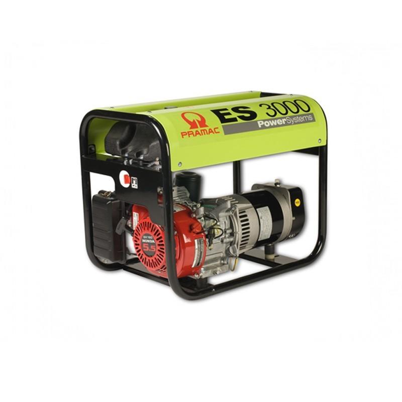 Generatore di corrente monofase pramac es 3000 motore for Generatore di corrente diesel usato